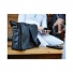 "Knomo Bungo Expendable Messenger 15.6"" Black lifestyle"