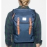 Sandqvist Hans Blue Backpack back men