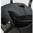 Sandqvist Helga Tote Bag Black binnenkant detail