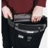 Sandqvist Silas Backpack Black inside laptop