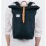 Sandqvist Silas Backpack Blue back