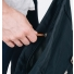 Sandqvist Silas Backpack Blue top zipper