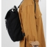 Sandqvist Alva Backpack Black voor mannen zijaanzicht