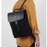 Sandqvist Alva Backpack Black voor mannen