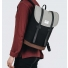 Sandqvist backpack Stig Multi Black/Grey