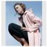 Stutterheim Mosebacke Raincoat Pale Pink Lifestyle