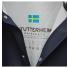Stutterheim Stockholm Raincoat Navy Detail
