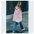Stutterheim Stockholm Raincoat Pale Pink Lifestyle