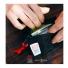 Topo Designs Accessory Bag Black Micro Lifestyle