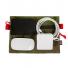 Topo Designs Accessory Bags Olive medium