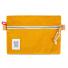 Topo Designs Accessory Bags Canvas Yellow Medium