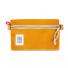 Topo Designs Accessory Bags Canvas Yellow Small