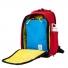 Topo Designs Core Pack Red open