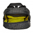 Topo Designs Daypack Black/White Ripstop inside