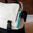 Topo Designs Key Clip Turquoise lifestyle