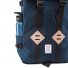 Topo Designs Klettersack Navy waterbottle