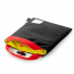 Topo Designs Laptop Sleeve Black inside