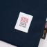 Topo Designs Laptop Sleeve Navy detail