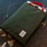 Topo Designs Laptop Sleeve Olive laptop in