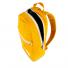 Topo Designs Light Pack Canvas Mustard top-U-zipper