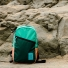 Topo Designs Light Pack Mint/Forest/Coral lifestyle