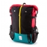 Topo Designs Mountain Rolltop Bag - Rood