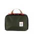 Topo Designs Pack Bag 10L Cube Olive front