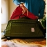 Topo Designs Pack Bag Red Lifestyle
