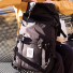 Topo Designs Rover Pack Classic Black open flap