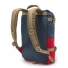 Topo Designs Rover Pack Navy/Red back