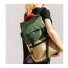 Topo Designs Rover Pack Olive/Khaki lifestyle