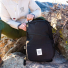 Topo-Designs-Standard-Pack-Black-packing-in-nature