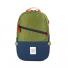 Topo Designs Standard Pack Olive/Navy front