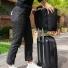 Topo Designs Travel Bag 40L Navy Trolley sleeve