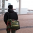 Topo Designs Travel Bag 40L Olive lifestyle