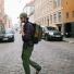 Topo Designs Travel Bag 40L Olive lifestyle