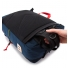 Topo Design Travel Bag Navy straps hide