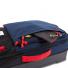 Topo Designs Travel Bag Roller Navy front pocket