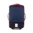 Topo Designs Travel Bag Roller Navy front