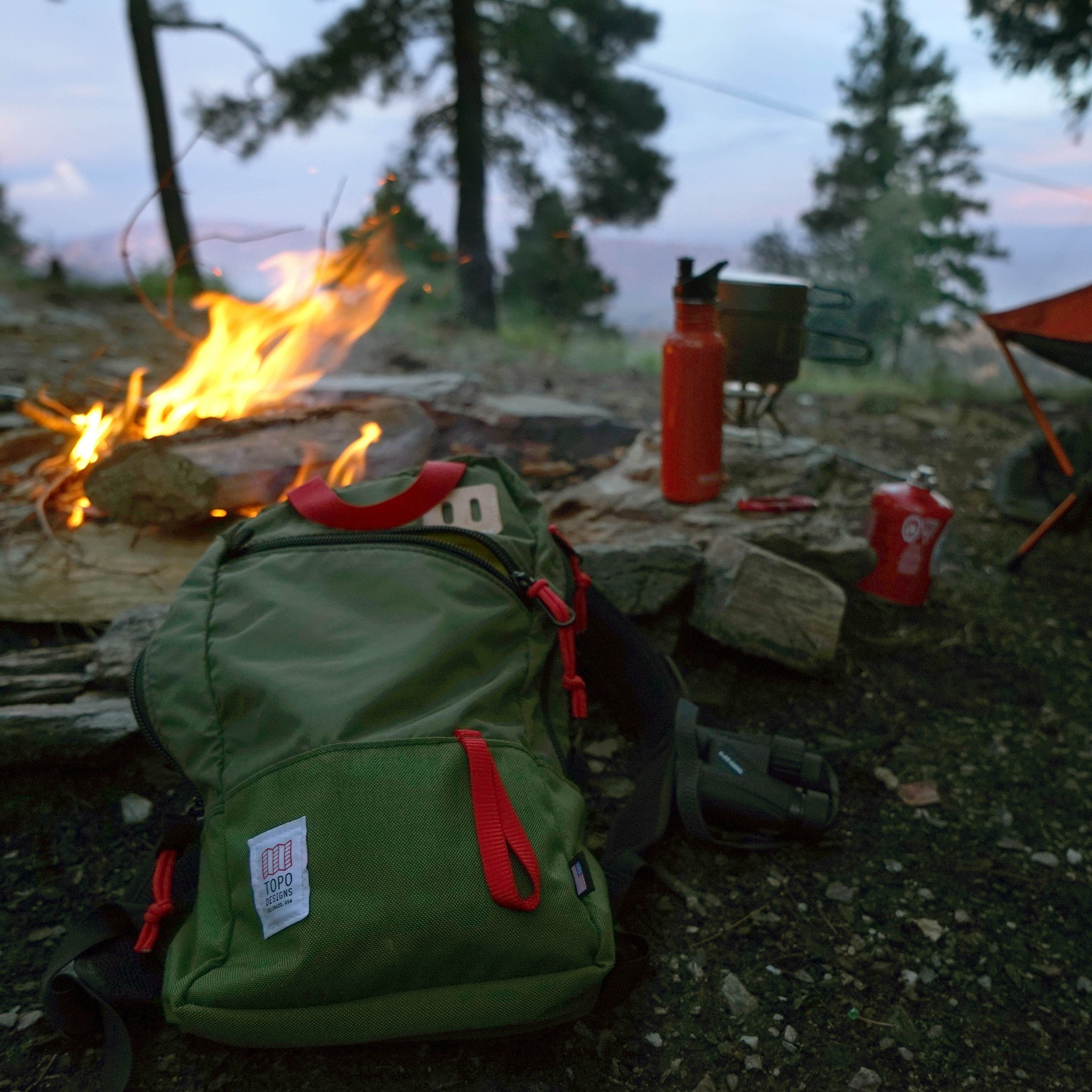 Topo Designs Trip Pack perfect bag for every trip