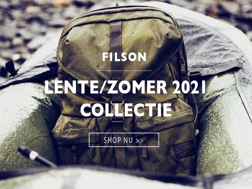 De nieuwe Filson Lente 2021 collectie ontdek je hier bij BeauBags