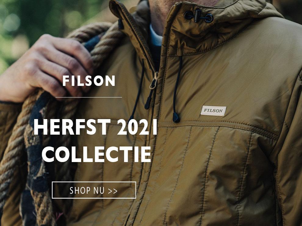 De nieuwe Filson Zomer 2021 collectie ontdek je hier bij BeauBags