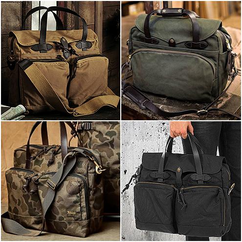 Filson Briefcases en Computer Bags