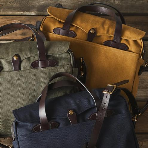 Filson Briefcases en Computer Bags koop je bij BeauBags