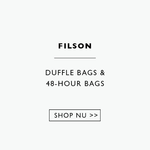 Filson Duffle Bags koop je bij BeauBags