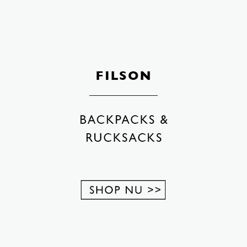 Filson Rugzakken en Filson Backpacks koop je bij BeauBags