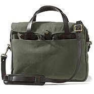 Filson Original Briefcase Otter Green koop je bij BeauBags