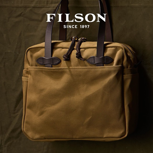 Filson Tote Bag 70261 Tan, extraordinary bag for an ordinary day