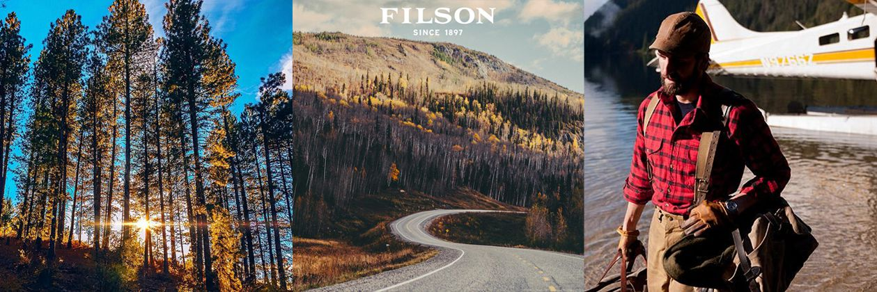 Filson Bags Travel in Style