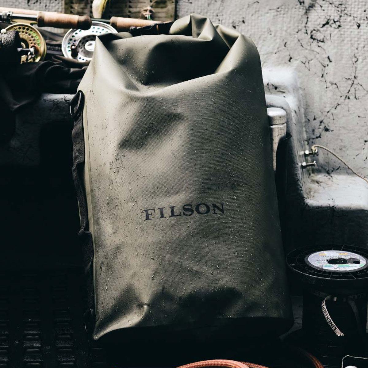 Filson Dry Bag Large, lichtgewicht, waterdichte dry bag